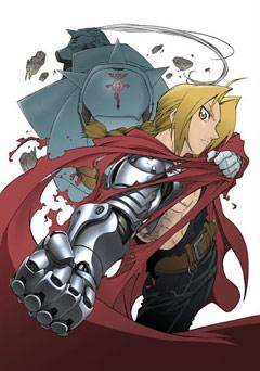 Fullmetal Alchemist Первый cезон