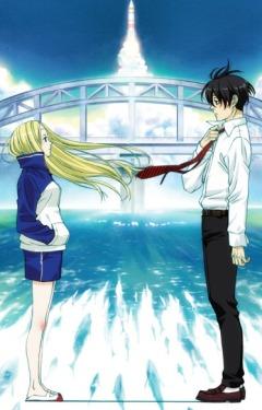 Arakawa Under the Bridge Первый сезон