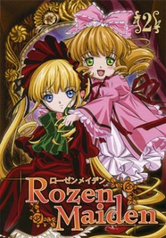 Rozen Maiden Первый сезон
