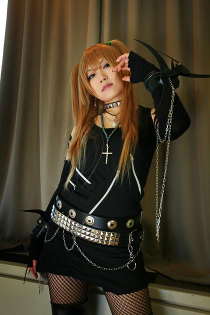 Cosplay: Amane Misa by Iori