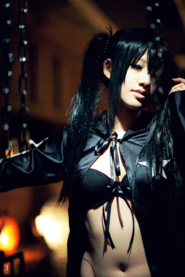 Cosplay: Kuroi Mato by Saya