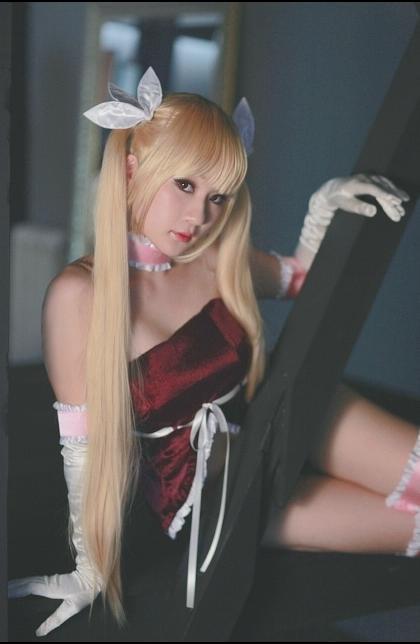 Cosplay: Mina Tepes by Koyuki