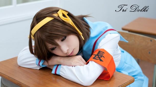 Cosplay: Suzumiya Haruhi by Kanda Midori