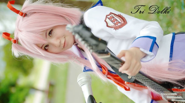 Cosplay: Yui by Clinica