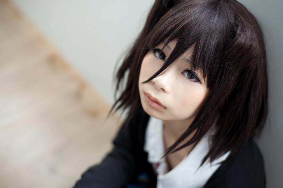 Cosplay: Morishita Michiru by Suu