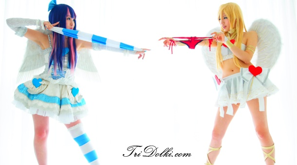 Cosplay: Panty & Stocking