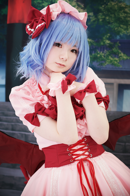Cosplay: Remilia Scarlet by Gero Gohan