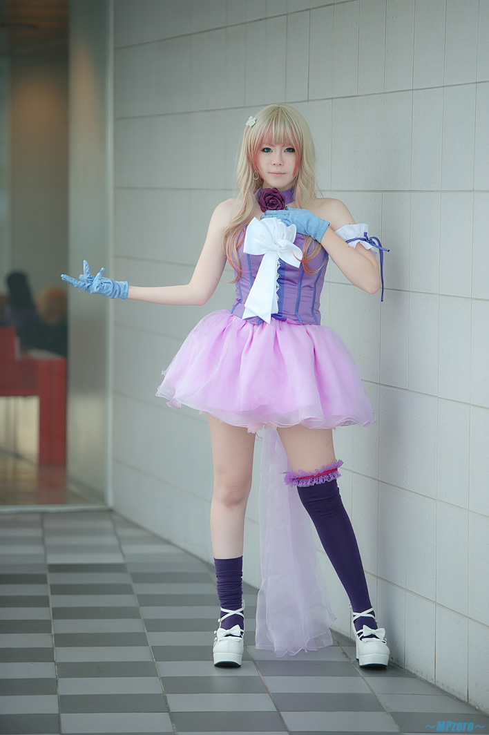 Cosplay: Sheryl Nome by Reiju